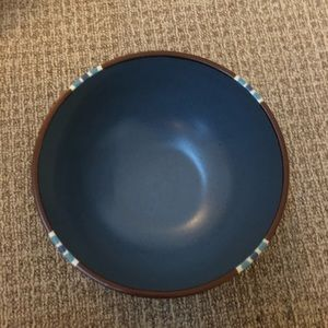 *NWOT* Dansk Mesa Sky Medium Blue Bowl